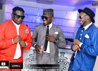 DJ Spinall - Money Ft. 2baba & Wande Coal