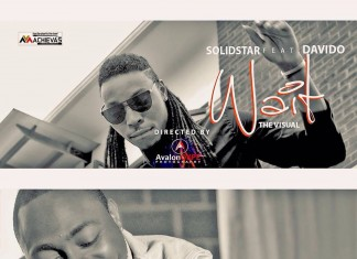 Solidstar - Wait Ft. Davido