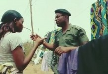 falz soldier video