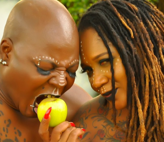 Charly Boy & Diane Oputa