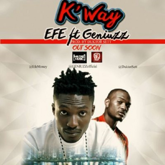 efe k way geniuzz