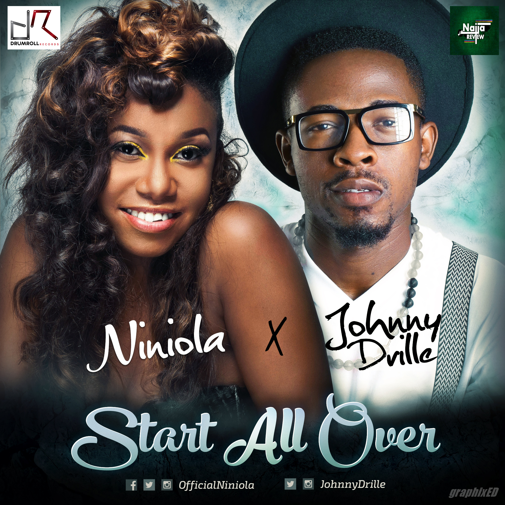 Niniola x Johnny Drille - Start All Over   Download Mp3