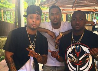 davido and trey songz