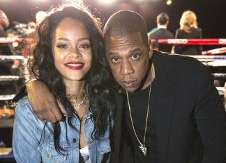 jay z and rihanna