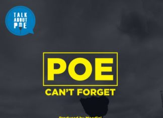 poe can't forget