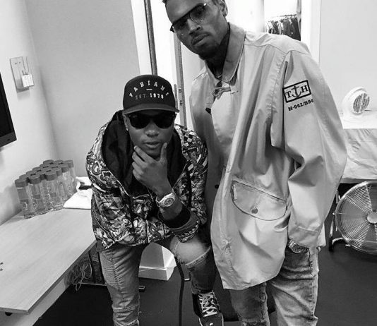 Chris Brown & Wizkid - African Bad Girl