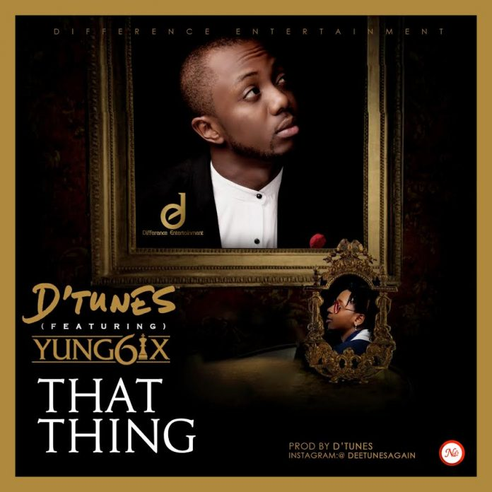 D'tunes that thing
