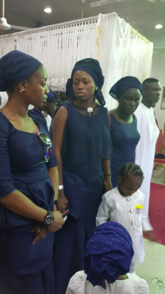OJB wives and children