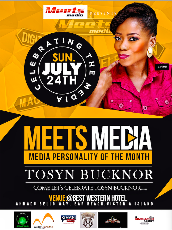Tosyn Bucknor _ Meets Media
