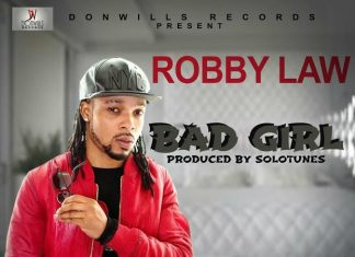 Robbylaw - Bad girl