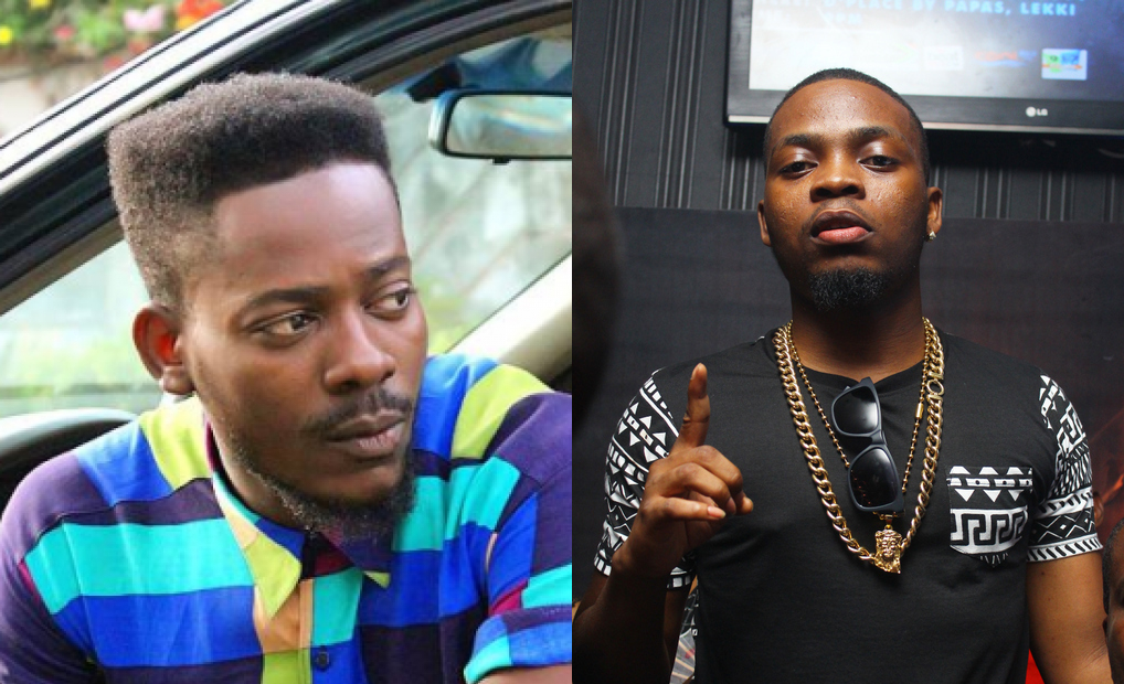 Image result for Adekunle Gold and Olamide