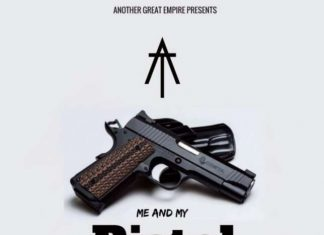 at me and my pistol