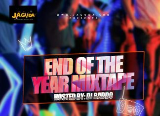 JAGUDA End Of The Year Mixtape Vol. 1 Hosted By DJ Baddo