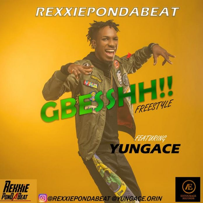 Rexxie - Gbesshh (Freestyle) Ft. YungAce
