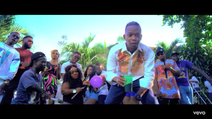 DOWNLOAD MP4 VIDEO: Koffi – Sokutu ft Small Doctor And Q Dot