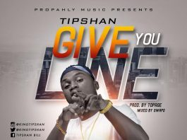 Tipshan - Give You Line