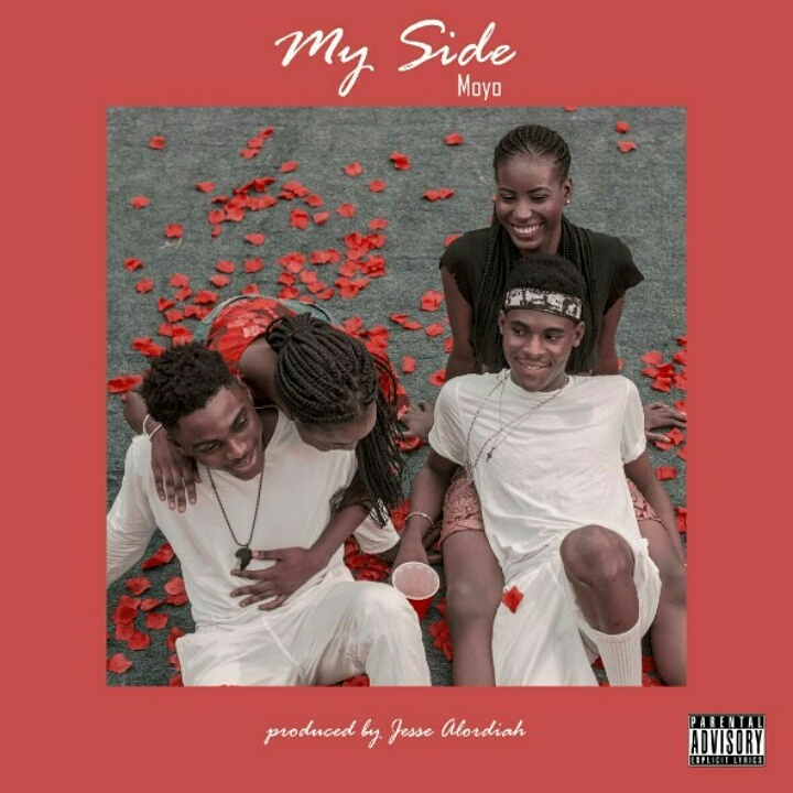 Jesse Alordiah, Boystoner - My Side