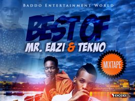 DJ Baddo - Best Of Mr Eazi And Tekno Mixtape