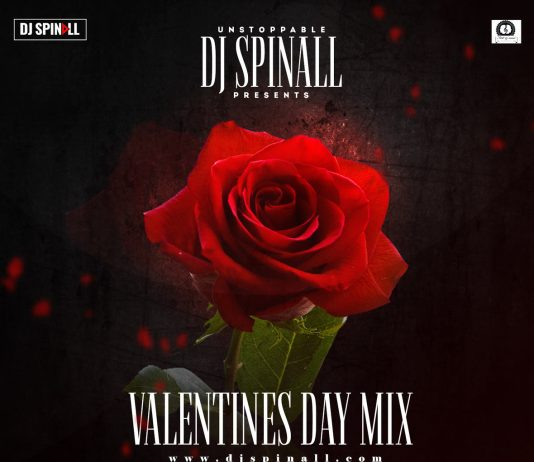 DJ Spinall - Valentine's Day Mix