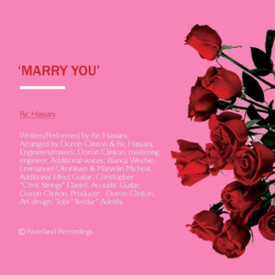 Ric Hassani – Marry You