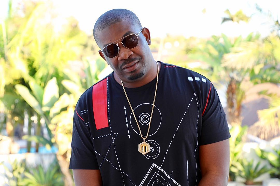 10.) Don Jazzy