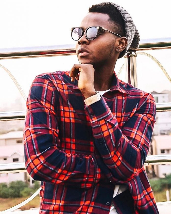Yes, I Don't Smoke But I Drink Responsibly – Kiss Daniel