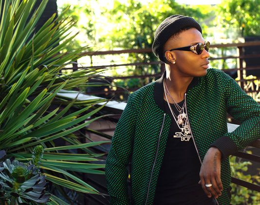 Wizkid Wins Best International Act: Africa At The BET AWARDS 2017
