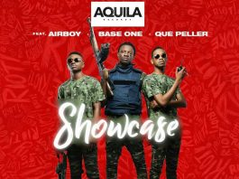 Aquila Records - Showcase Ft. Airboy x Que Peller x Base One