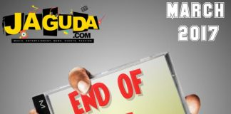 Jaguda End Of The Month Mixtape - Hosted By DJ TOF (March 2017)
