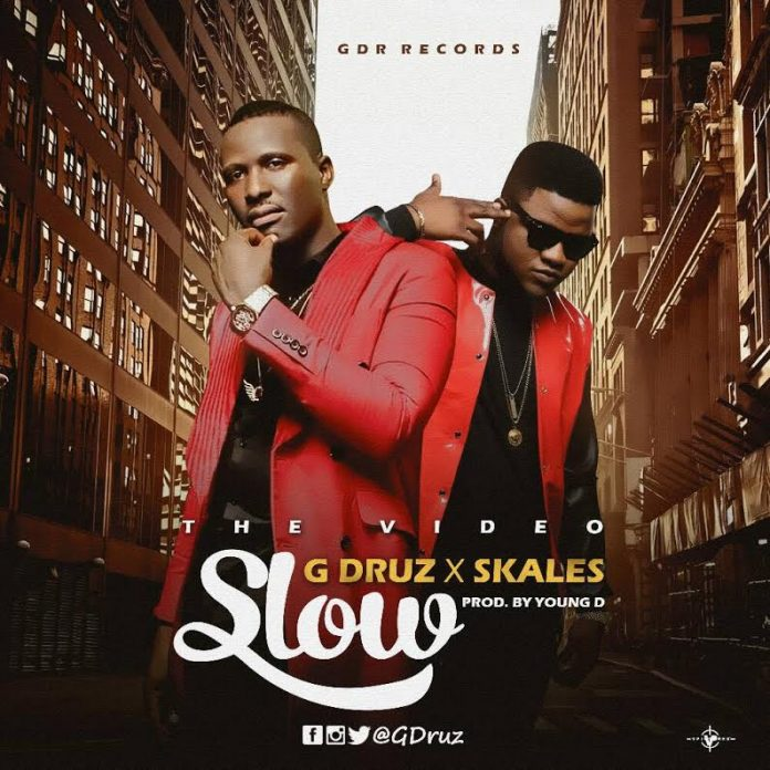 G-Druz - Slow Ft. Skales