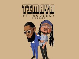 Timaya - Dance feat. Rudeboy (P-Square)