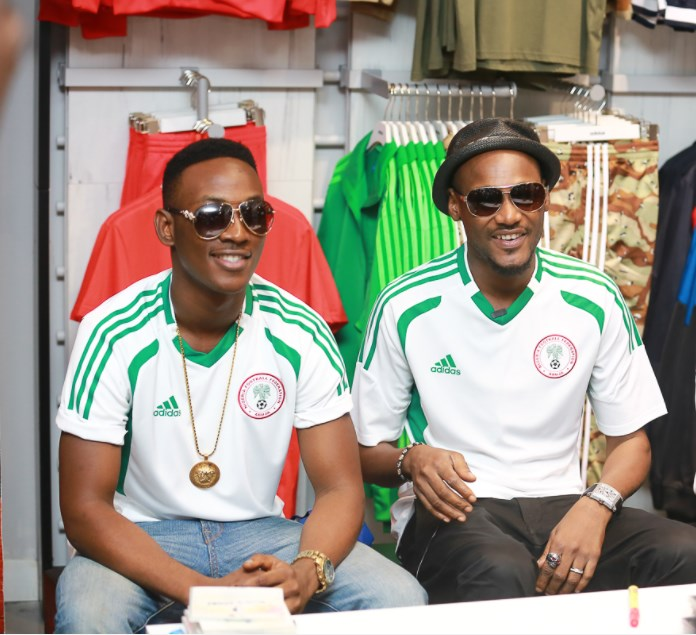 2Baba Defends Dammy Krane's Credit Card Fraud Allegation