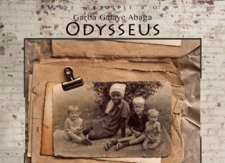 Jesse Jagz Odysseus Album cover art