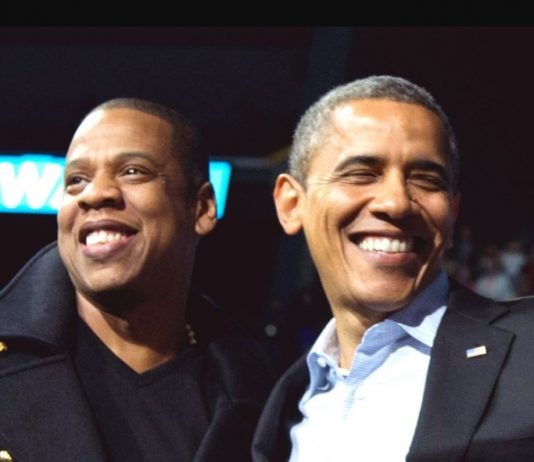 VIDEO: Obama Hails Jay-Z on His Induction Into Songwriters Hall of Fame