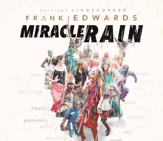 Frank Edwards - Miracle Rain