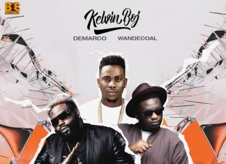Kelvin BOJ - Bae Bae Ft. Demarco & Wande Coal