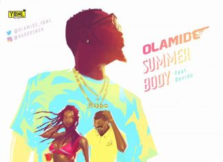 WORLD PREMIERE: Olamide Ft. Davido - Summer Body