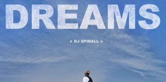 DJ Spinall Dreams Album cover