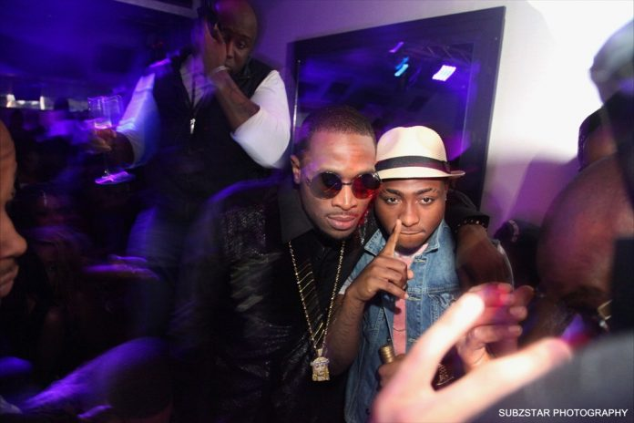 Dbanj-and-Davido