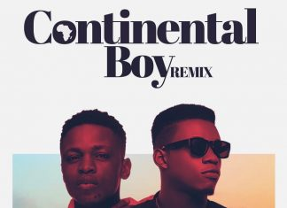 King Perry - Continental boy (Remix) Ft. Dapo Tuburna