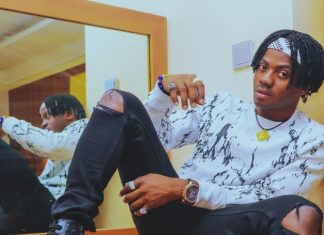 Korede Bello Debuts New Hair Style
