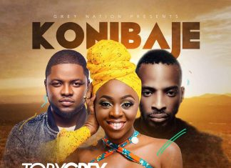 Toby Grey - Konibaje Ft. 9ice X Skales