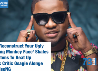 Skales and Osagie