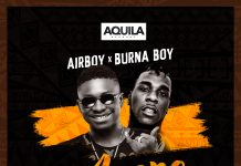 Airboy Ft. Burna Boy - Ayepo (Remix)