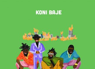 Burna Boy - Koni Baje