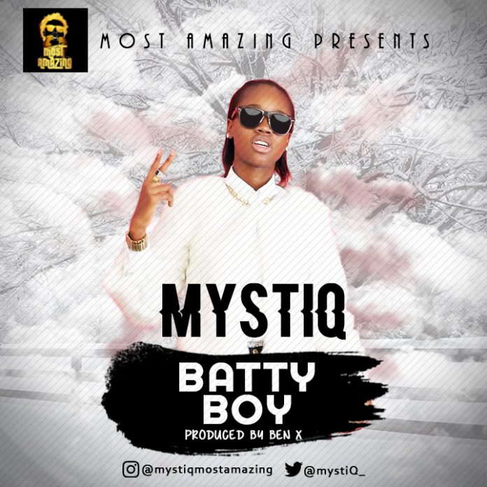 Mystiq - Batty Boy