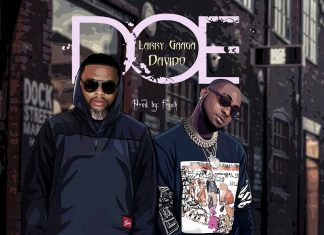 Larry Gaga – Doe ft. Davido