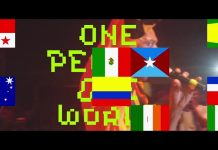 Femi Kuti – One People One World
