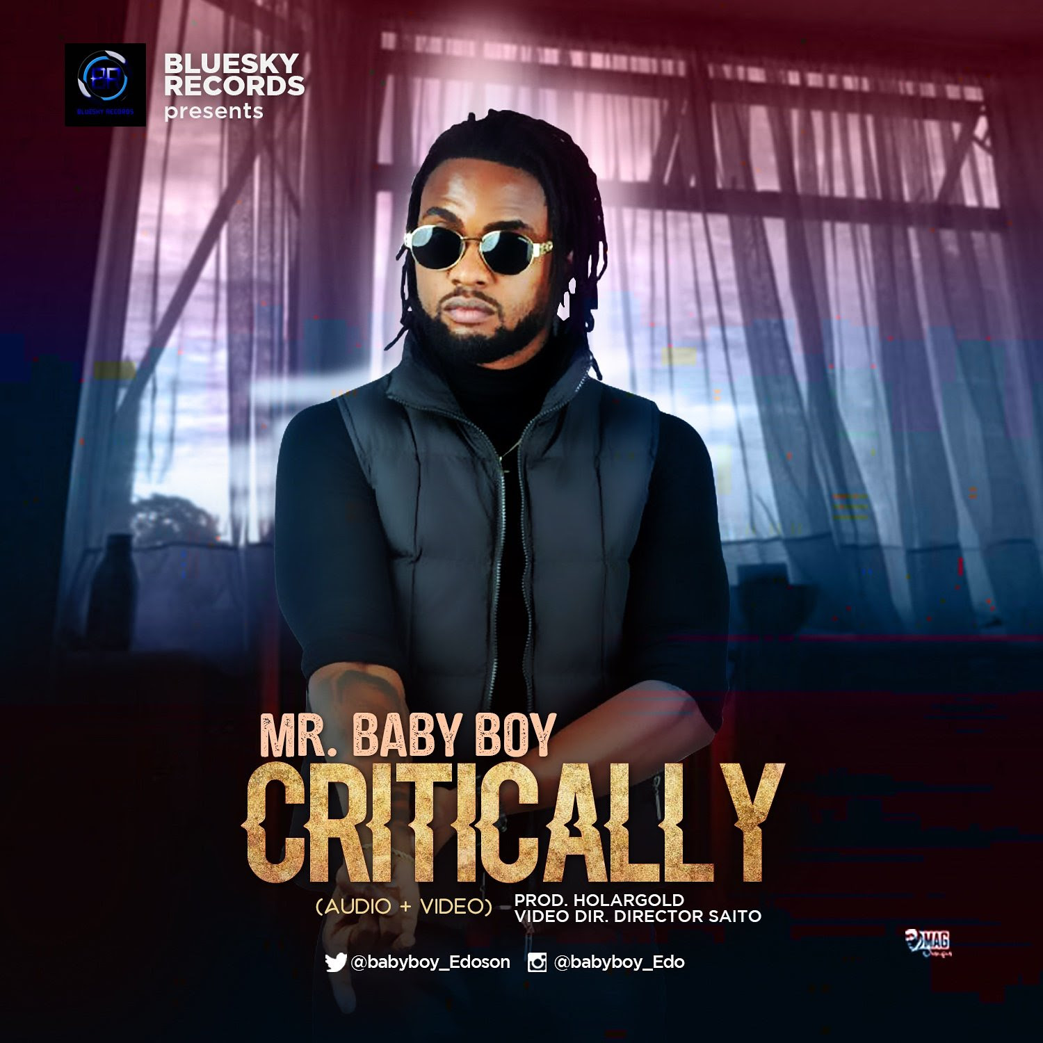 VIDEO: Mr Baby Boy – Critically (Dir By Director Saito)