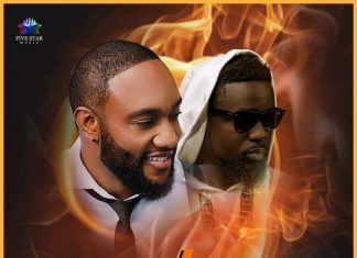 Kcee - Burn Ft. Sarkodie (Prod By Blaq Jerzee)